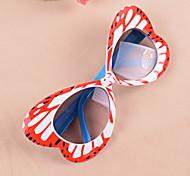 Kids 's Foldable Oval Sunglasses