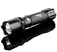 TanLu 3 Mode 100 Lumens LED Flashlights/Handheld Flashlights 18650