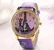 2015 nova moda de quartzo mulheres relógio de bronze relógios de pulso de clock reloj cupão mujer dropshipping meninas do estudante