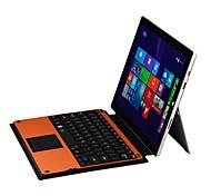 tastiera bluetooth caso tastiera Bluetooth rimovibile abs staccabile con touch pad per pro Microsoft Surface 3