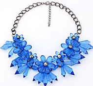 Cusa Flower Pendant Necklace