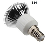 E14/E27 4W 60x3528SMD 210-240LM 3000-3500K Warm White Light LED Spot Bulb (85-265V)