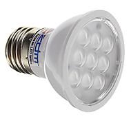 GU10/E26/E27 4 W 9 SMD 2835 300 LM Warm White/Cool White Spot Lights AC 85-265 V