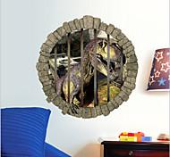 2015 новых Парк юрского периода динозавра любителей кино росписи искусства стены стикер