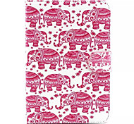 Elephant  Pattern Hard Case for  iPad mini 3, iPad mini 2, iPad mini