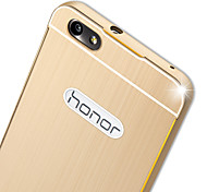Msvii Ultra-thin Aluminum alloy cases/covers for Huawei honor 4X