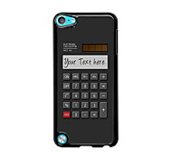 Personalized Gift Calculator Design Metal Case for iPod Touch 5