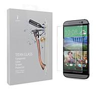 GODOSMITH Brand Original Premium Tempered Glass Screen Protector for HTC One M8