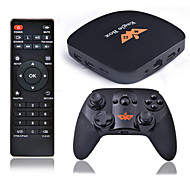 Eagle® Android Wifi TV Box Support Google Play Store + Wireless Bluetooth Controller + Remote Controller