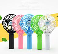 ventilateur usb fan18650 portable mini ventilateur li-ion batterie rechargeable alimenté camping en plein air bureau de refroidisseur