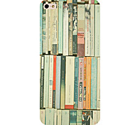 Books Pattern Phone Back Case Cover for iPhone5C