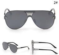 mujeres 's Espejo/100% UV400 Aviador Gafas de Sol