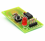 Touch + Button Switch Module for Arduino