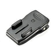 Accessori GoPro Montaggio / Clip Per Tutti ABS nero