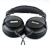 HIFI Gaming Wired Headphones  with In line Mic & Volume Control Ear Noise Cancelling Bass Surround Earphones