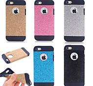 Glitter Design TPU Case for iPhone 5/5S(Assorted Color)