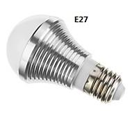 GU10 / E26/E27 7 W COB 347 LM Warm White / Cool White Globe Bulbs AC 85-265 V