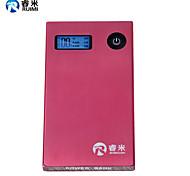 ruimi®6000mah plug-popup portátiles banco de la energía para android y iphone