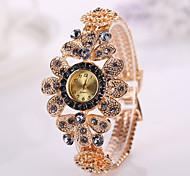 Classic Fashion Imitation Diamond Setting Watch Electronic Style Women Dress Watches Lady's Wrist Watches Hot