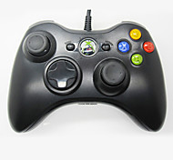 kinghan® usb cablato controller di game pad per Xbox 360 microsoft& PC Windows sottile