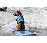 Hunde - Sommer - Fasergemisch Rot / Blau / Rosa / Orange - T-shirt - XXS