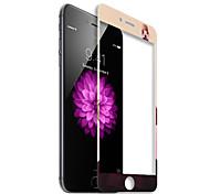 гибискус девушка блеск HD к царапинам, прежде чем стеклянная защита пленки для Iphone 6
