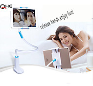360° Rotating Long Arm Phone Mount Tablet Holder with 1.2m Pole. Desktop Lazy Long Tube Holder for Iphone6,Samsung