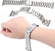 38 mm Metall-Edelstahl-Uhrenarmband für Apple watch / iwatch