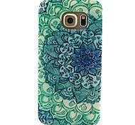Voor Samsung Galaxy hoesje Patroon hoesje Achterkantje hoesje Mandala TPU SamsungS6 edge / S6 / S5 Mini / S5 / S4 Mini / S4 / S3 Mini /
