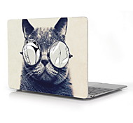 "Cool Cat Design 12"" Inch The New Macbook with Retina Display (2015 Release)"