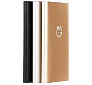 Goman 6000mah banca di potere multi-uscita batteria esterna per iPhone6 / 6 plus / Sony / HTC e altri dispositivi mobili