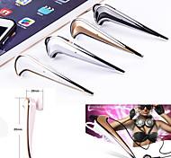 auriculares bluetooth v3.0 en estéreo oído con los deportes de micrófono para el iphone 6 / iphone 6 más (colores surtidos)