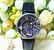 Unisex Vintage Special Symbols Women Watch Leisure Fashion Students WristWatch Quartz Watch Wrist Watch Cool Watch Unique Watch