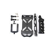 Gopro Accessories Mount / Accessory Kit / Others For Gopro Hero 3 / Gopro Hero 3+ / Gopro Hero 4 Others Other / Plastic / Polyester Black