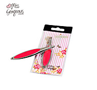 MISS GORGEOUS Makeup Eyebrow Cutter  Precision Grip Tweezer Stainless Steel Make Up Tool Eyebrow Hair Removal