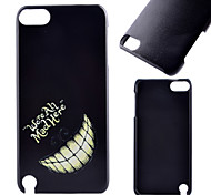 Tooth Pattern Frosted PC Material Phone Casefor iPod Touch 5