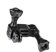 KingMa® Three-way Adjustable Pivot Arm Handlebar Seatpost Mount Bicycle Holder Bracket for Gopro Hero 2 3 3 Plus 4