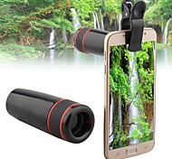 Apexel 8X Zoom Clip Telescope Camera Lens for Apple iPhone 6 Plus/6/5S/5C /5/4S/iPad and Other Mobile Phones