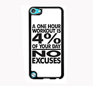 One Hour Design Aluminum High Quality Case for iPod Touch 5