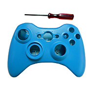 Replacement Case Shell & Button Kit for Microsoft Xbox 360 Wireless Controller(Assorted Colors)