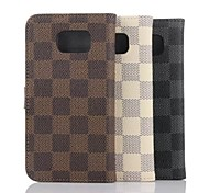 Plaid olster Case Fashion Mobile Phone Sets for HTC M9 (Assorted Colors)