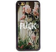 Putain design en aluminium cas de haute qualité pour iPhone 5c