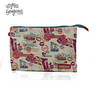 MISS GORGEOUS®  Makeup Women Bags Storage Box Pouch Purse Bag Handbag Travel Handbag