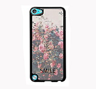 Smile Design Aluminum High Quality Case for iPod Touch 5