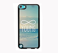 Yong Forever Design Aluminum High Quality Case for iPod Touch 5