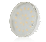 LeXing GX53 7W 21X5730SMD 500-600LM Warm White/COOL White/Natural White LED Cabinet Lamp (110~240V)