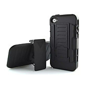 Drop Resistance Phone Case Drop Following Loricated For iPhone 4/4