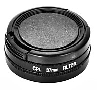 Sports Camera Professional 37mm CPL Filter for Xiaomi Yi