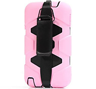 New Impact Belt Clip Extreme Duty Military Case Built in Screen for Samsung Galaxy Note 3 (Assorted Colors)