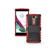Heavy Tire Duty Defender Case with Stand TPU&PC Shockproof Protective Case for LG G4C